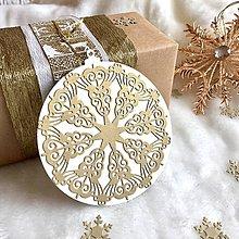 Papiernictvo - Visačka vianočná Bambuľka - 8935850_