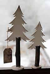 Dekorácie - Stromčeky - 8940390_