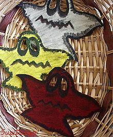 Hračky - vampíriky z lesoparku v 3 farbách - 8939120_