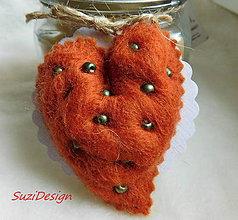 Drobnosti - Love dots korálkové - 8942034_