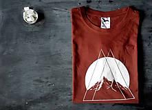 Tričká - Hory v nás - pánske tričko - 8941079_
