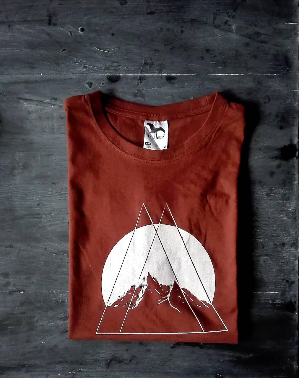 Hory v nás - pánske tričko