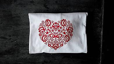 Tričká - Folk tričko pre muža - 8941038_