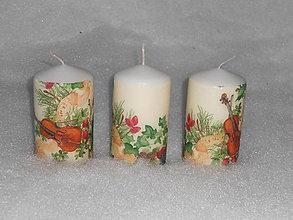 Svietidlá a sviečky - sviečka - 8942804_