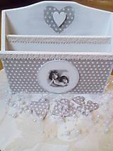 Krabičky - Zakladač na poštu -  organizér - 8940942_