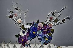- Kvetovaný venček Mayestic Forest Queen - 8938939_