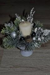 - Vianočná dekorácia na stôl - 8938952_