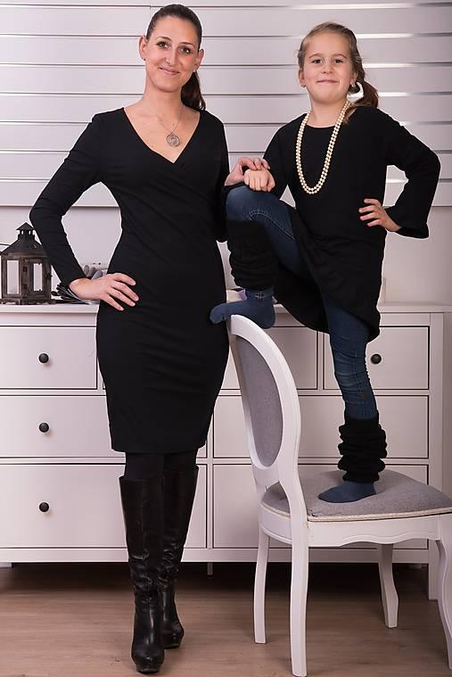 376e1443b33d Čierne elegantné šaty na každú príležitosť   miracles.style - SAShE ...