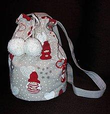 Batohy - vianočný batôžtek 3 - 8942096_