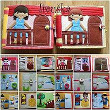 Hračky - Domček pre bábiky - 8945414_