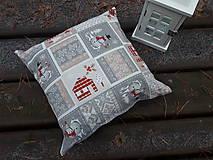 Úžitkový textil - Obliečka na vankuš.. - 8944704_