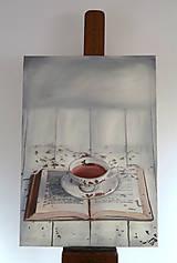 Obrazy - Obrazy - Čas na čaj - 8943136_
