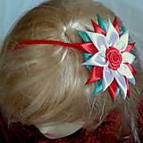 Detské doplnky - Čelenka pre dievčatko - 8944275_