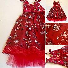 Detské oblečenie - Vianočky - 8945297_