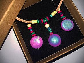 Sady šperkov - set Howlit - 8944193_
