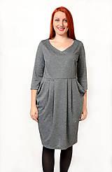 Šaty - Šaty s vreckami - 8943056_