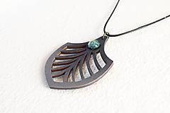 Náhrdelníky - Geometrický náhrdelník No. 3 - 8944200_
