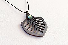 Náhrdelníky - Geometrický náhrdelník No. 3 - 8944201_