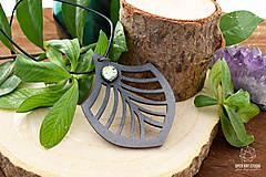 Náhrdelníky - Geometrický náhrdelník No. 3 - 8944203_