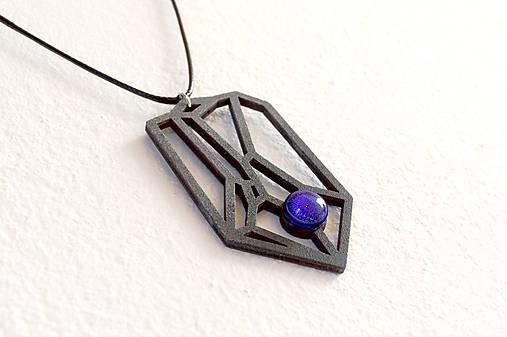 Geometrický náhrdelník I.