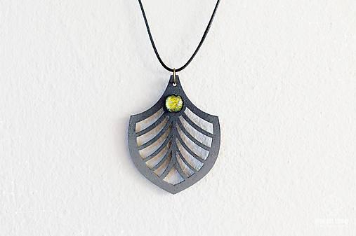 Geometrický náhrdelník No. 3