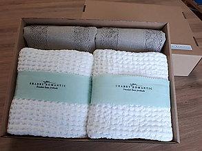 Úžitkový textil - Darčeková sada Natural I - 8945230_