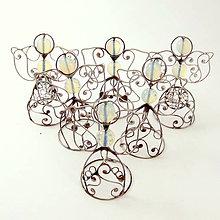 Dekorácie - Pidi cínovaný anjelik - Opalit - 8945805_