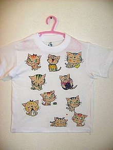 Tričká - Detské tričko Mačky  - 8946378_