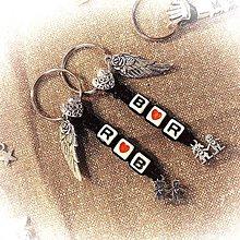 Kľúčenky - Ľúbime sa - 8947751_