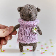 Hračky - -25% medvedie dievčatko