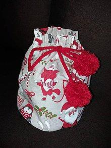Batohy - vianočný batoh 2 - 8946070_