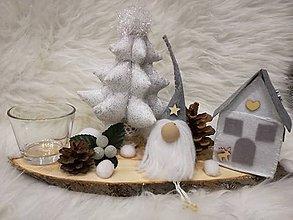 Dekorácie - Vianočná dekorácia. - 8947754_