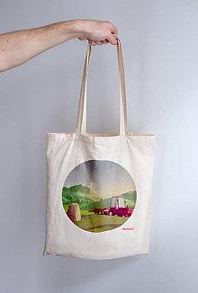 Nákupné tašky - Textilná taška - Z poľa - 8948692_