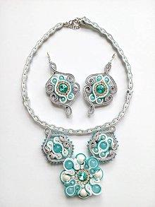 Sady šperkov - Šujtášový set - 8951181_
