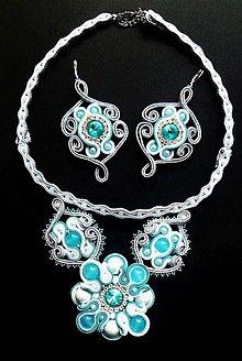 Sady šperkov - Šujtášový set - 8951280_