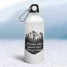 Nádoby - Turistická fľaša - 8951635_