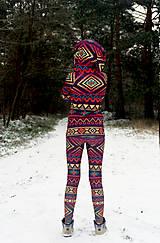 Mikiny - Aztec goddess - termo oblečko - 8949423_