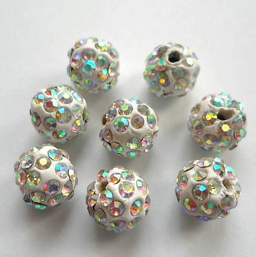 Disco guľka Crystal 10mm-1ks