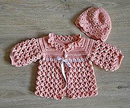 Detské oblečenie - súpravička pre bábätko - 8952298_