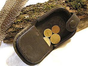 Peňaženky - Peňaženka podkova - 8953050_