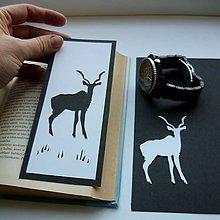 Papiernictvo - Antilopa... - 8956018_