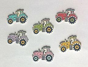 Galantéria - G o m b i k / ..traktory - 8956072_
