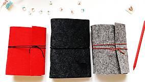 Papiernictvo - Diár Softwille Sob Antracit - 8955017_