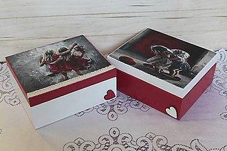 Krabičky - krabičky dvojičky - 8956599_