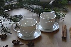 Nádoby - Sada madeirových šálok na espresso - 8955862_