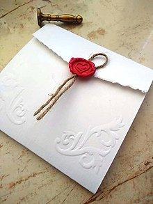 Papiernictvo - svadobné oznámenie 222 - 8955893_