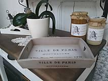 "Nádoby - Tácka ""ville de Paris"" - 8958050_"
