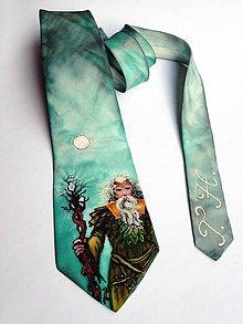 Doplnky - Luxusní kravata Druid - SD-H-016 - 8957622_