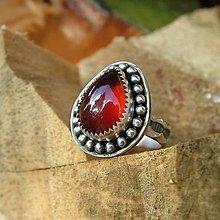 Prstene - Kapka krve - 8957413_