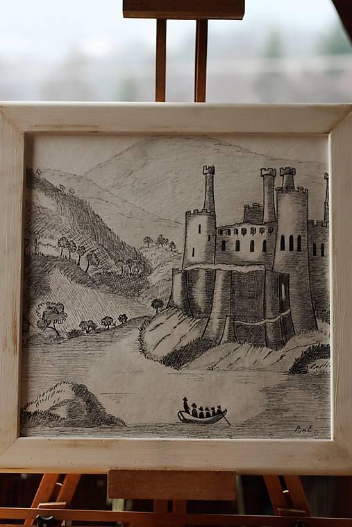 Staroveký hrad